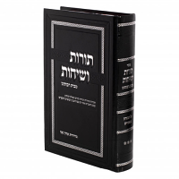 Toros V'Sichos by Rabbi Yoel Weiss