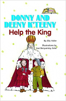 Donny and Deeny K'teeny Help the King [Middos Series-Hard Cover]