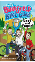 Burksfield Bike Club, Book 2, Soft Cover