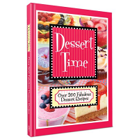 Dessert Time Cookbook