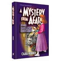 A MYSTERY FROM AFAR - Hard Cover