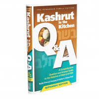 Kashrut in Kitchen, (Q & A - Sephardic Edition)